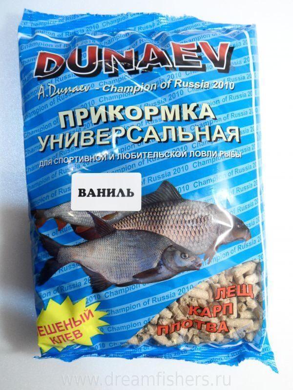 прикормка рыбы летом