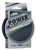 Шнур POWER MULTI COLOR 150 м (0,40 мм - 37,40 кг)